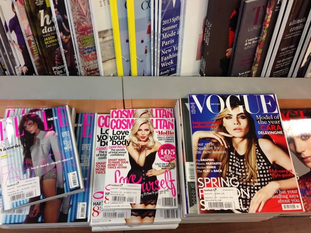 magazines avantages