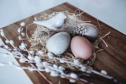 La tradition des oeufs et chocolat de Pâques