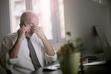 Entrepreneurs seniors : la santé, c'est aussi au travail ! (1)