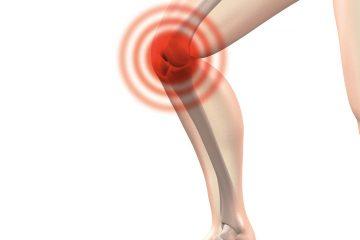 L'arthrose fait grincer le genou