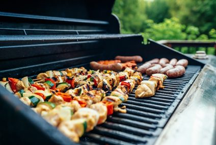 Comment cuisiner sainement au barbecue ?