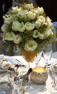 decoration florale fetes