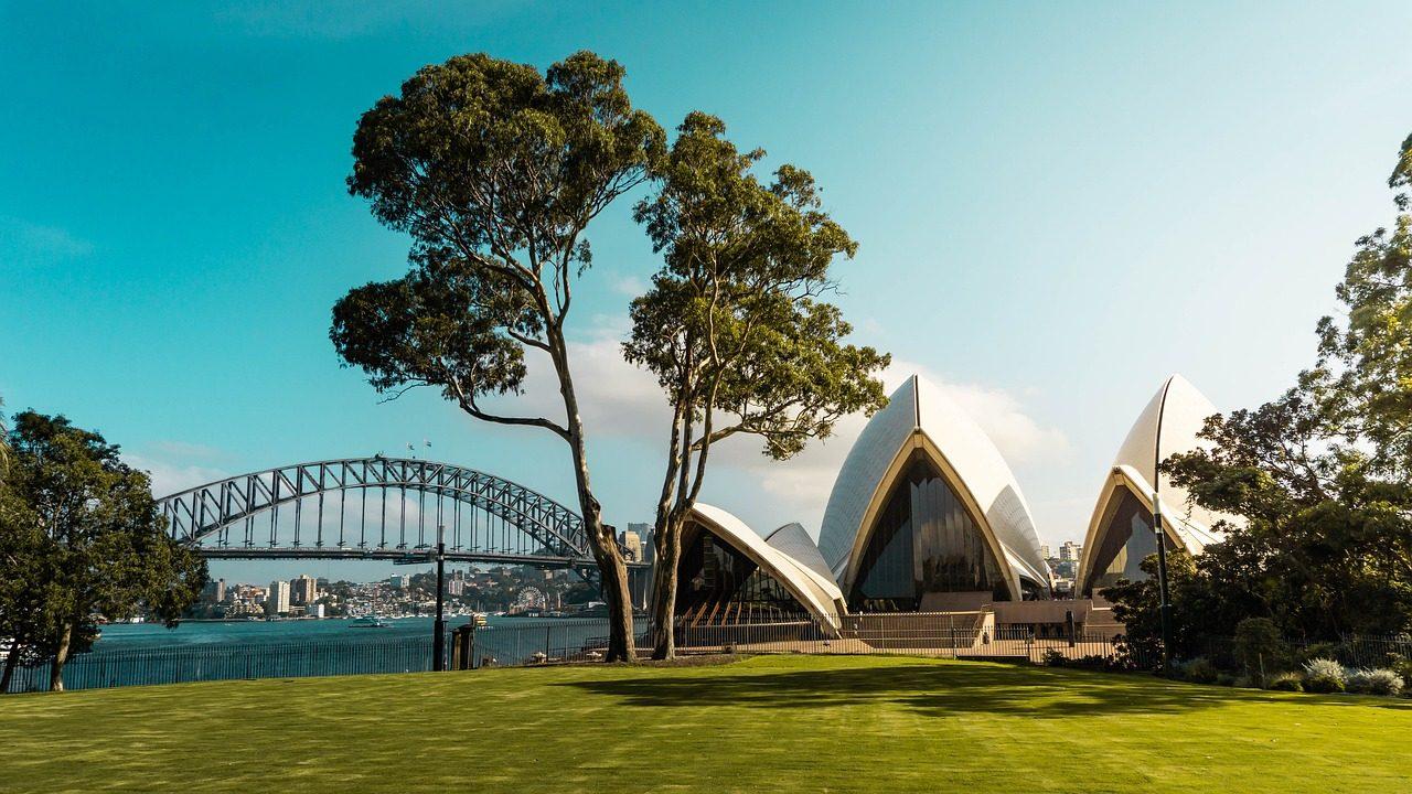 port Australie Sidney