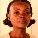 senior femme agee