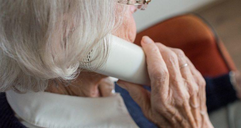senior telephone