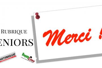 Merci à tous les lecteurs de notre rubrique sur France Antilles