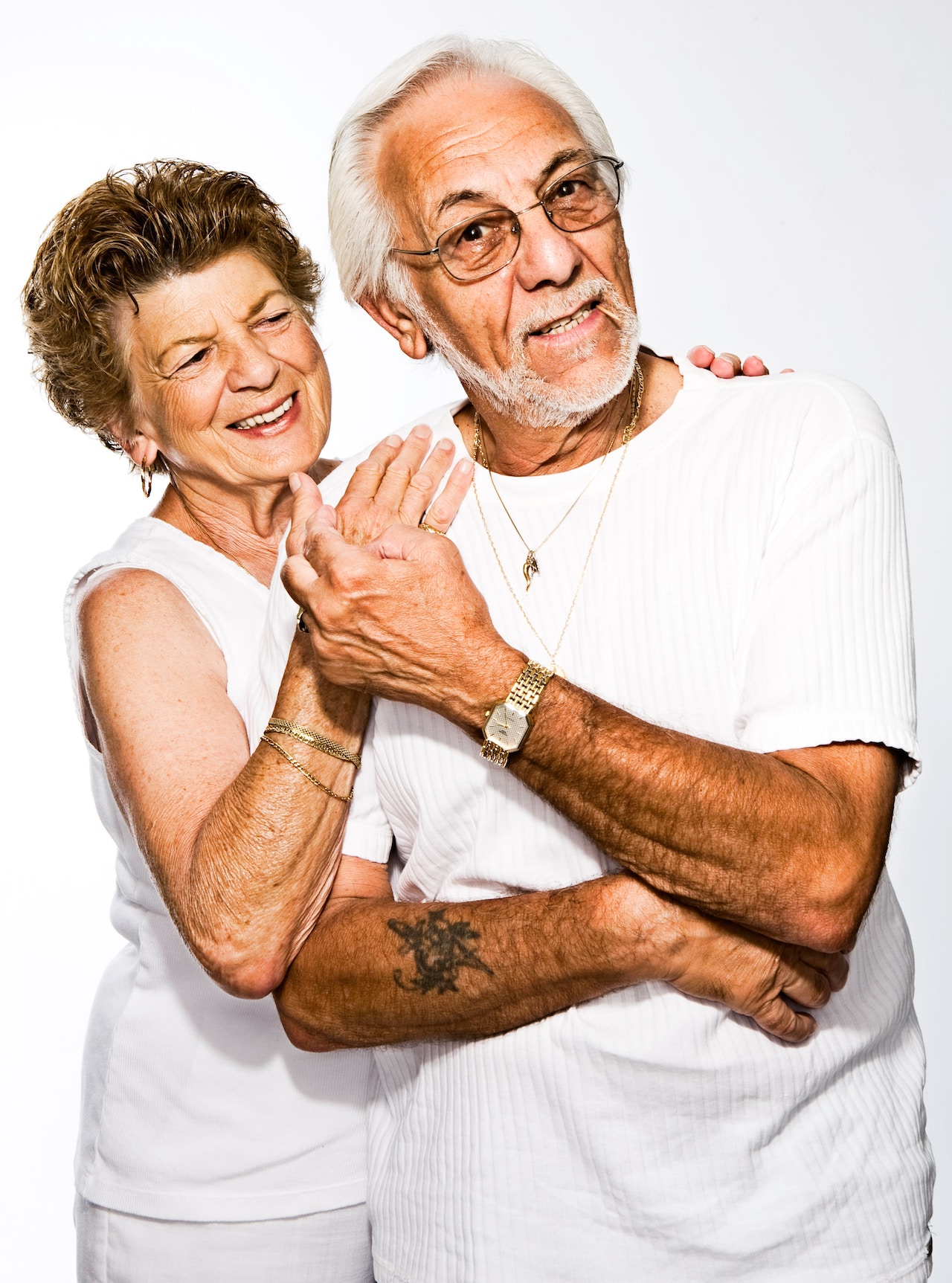 couple mode seniors