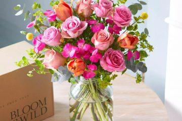 Commander des fleurs en ligne chez Bloom & wild