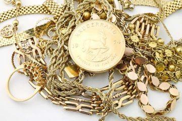 Où et comment vendre de vieux bijoux en or ?