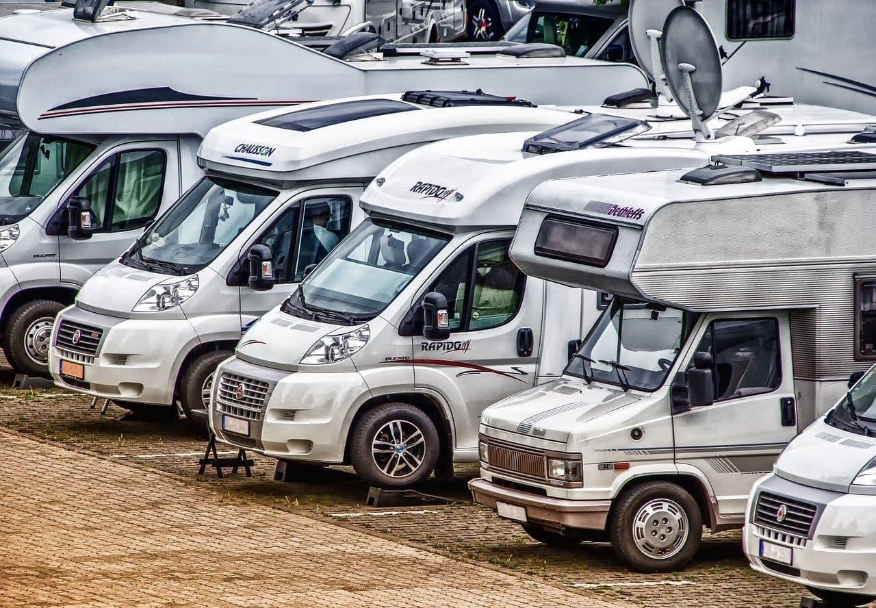 modeles camping car