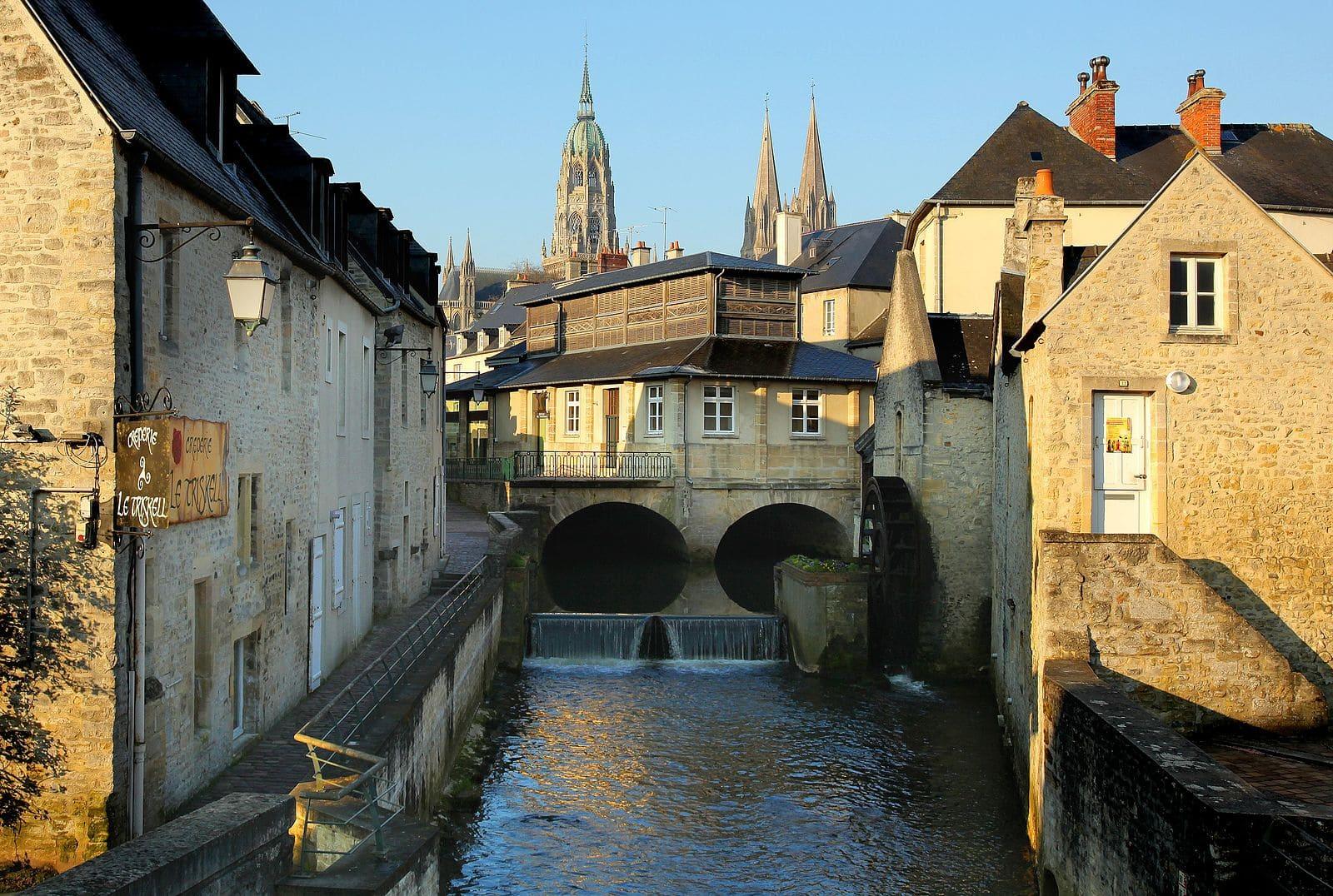 Bayeux_centre